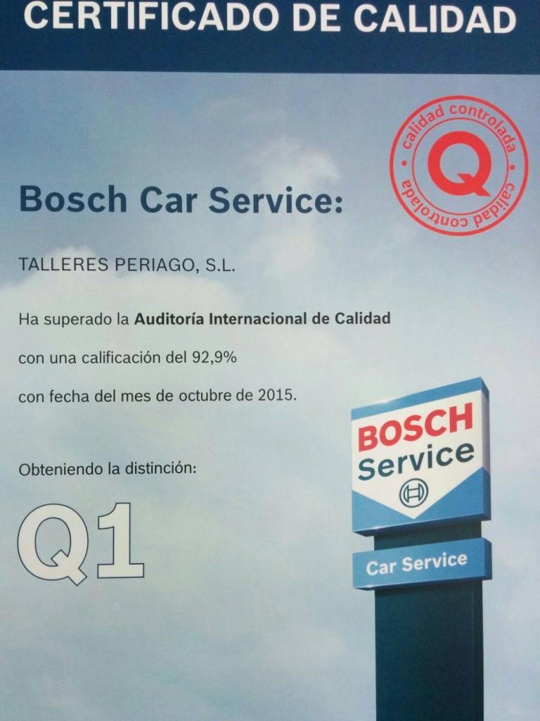Certificado Q1