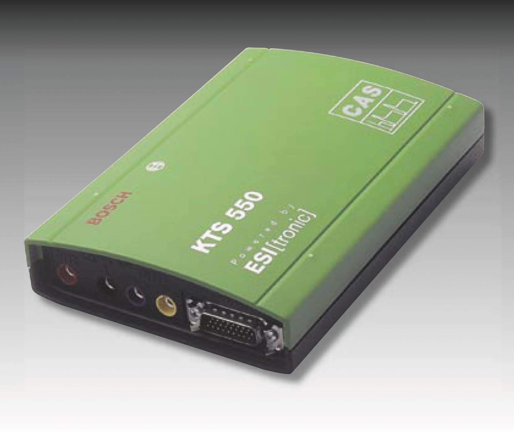 Manual KTS 520/550